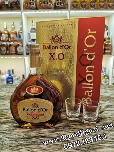 Rượu Napoleon Ballon D'OR X.O