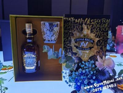 Rượu Chivas XV - Hộp Quà 2021