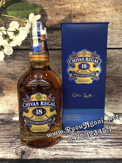 Rượu Chivas 18YO