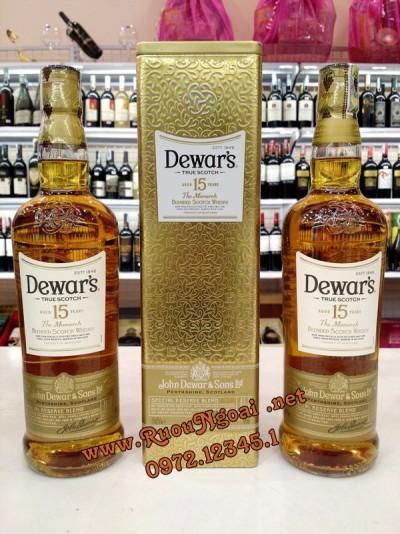Rượu Dewar's 15YO