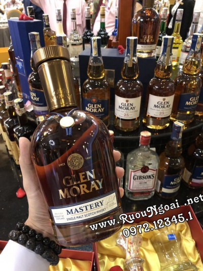 Rượu Glen Moray Martery