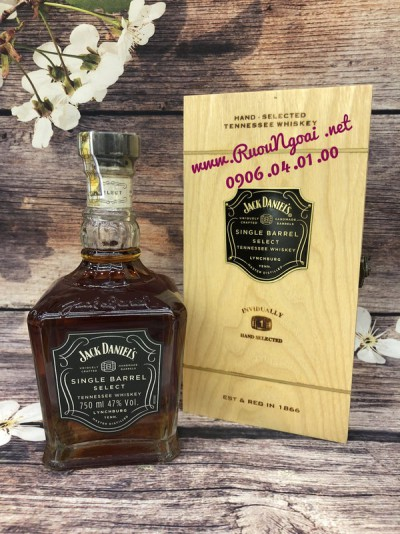 Rượu Jack Daniel's Single Barrel