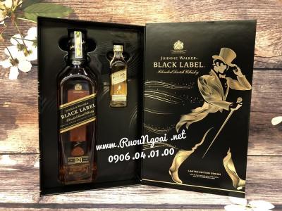 Rượu JW Black Label - Hộp Quà 2019