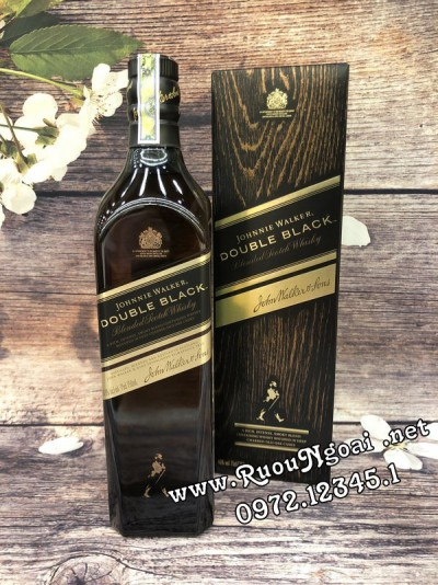 Rượu JW Double Black