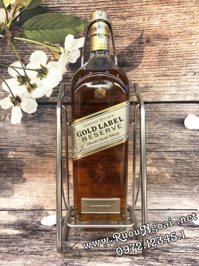 Rượu JW Gold Label 1750ml