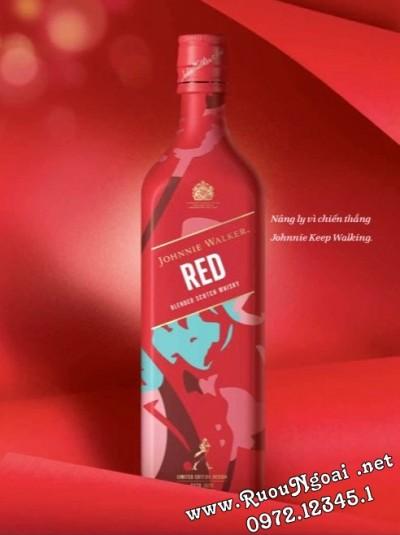 Rượu Johnnie Walker Red Label Icon 2022