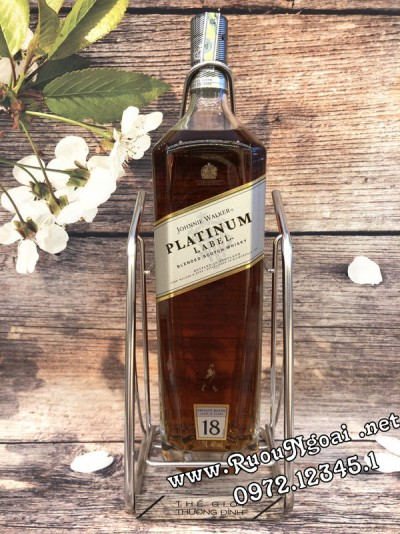 Rượu JW Platinum Label 18YO 1750ml