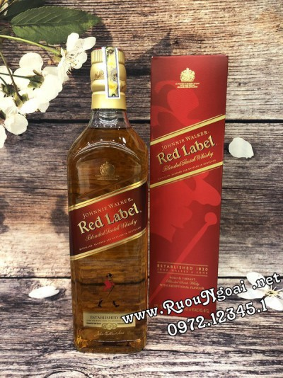 Rượu JW Red Label