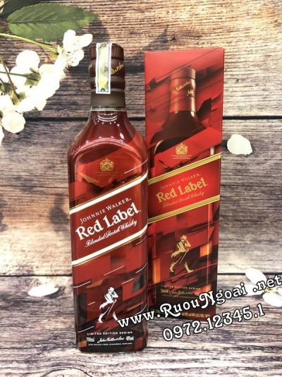 Rượu Johnnie Walker Red Label Electric