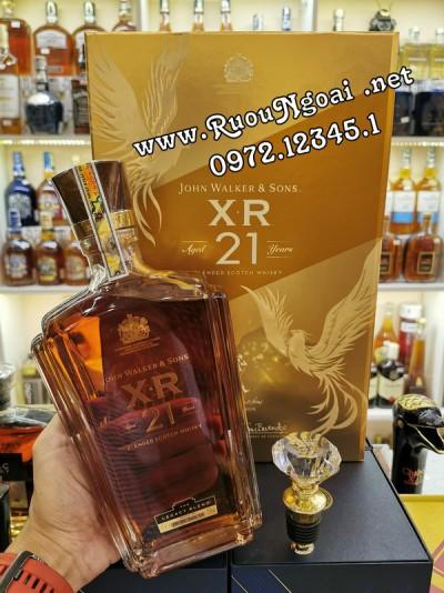 Rượu JW XR 21 - Hộp Quà 2020