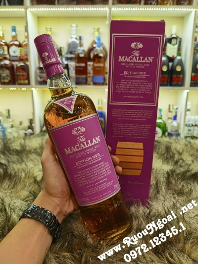 Rượu Macallan No5
