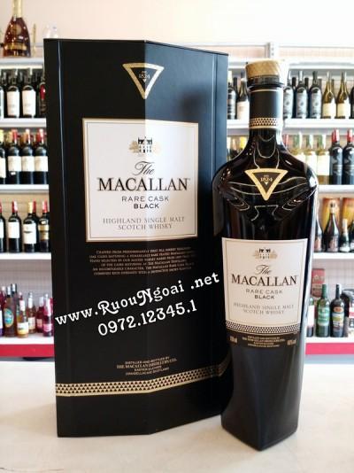 Rượu Macallan Rare Cask Black