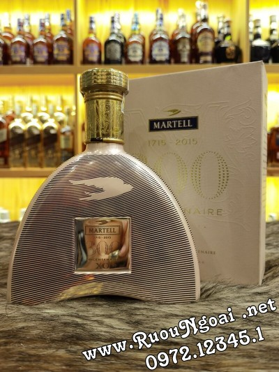 Rượu Martell XO Tricentenaire