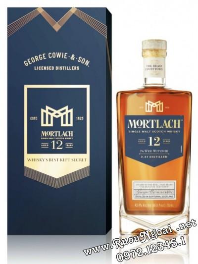 Rượu Mortlach 12 - Hộp Quà Tết 2022