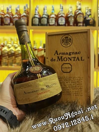 Rượu De Montal Napoleon