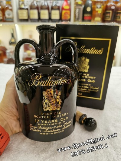 Rượu Ballantine's 17 Năm Very Old