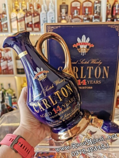 Rượu Carlton 14 Year Old