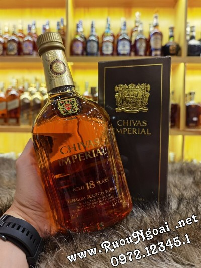 Rượu Chivas 18 Imperial