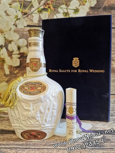 Rượu Chivas Regal 25 Year Old 1993