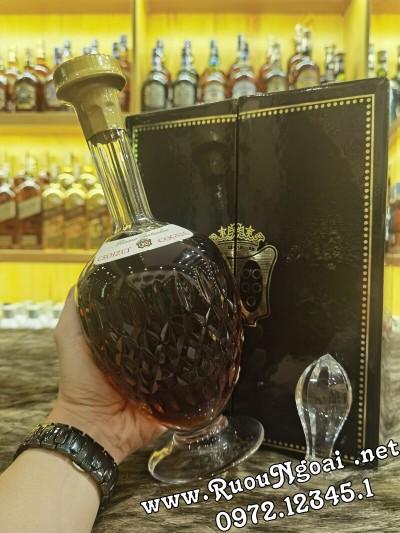 Rượu Croizet Cognac Saint Louis Crystal