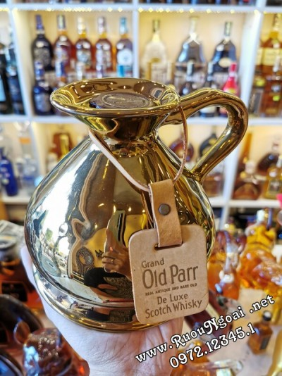 Rượu Grand Old Parr De Luxe