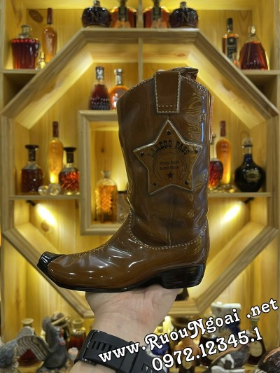 Rượu Whisky Laredo Pass Cowboy Boot