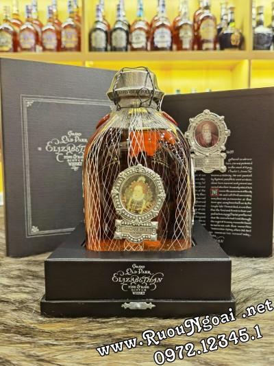 Rượu Grand Old Parr Elizabethan