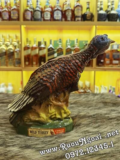 Rượu Whisky Wild Tukey No7