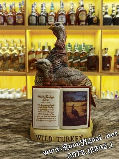 Rượu Wild Turkey Limited Edition Series II No3 Năm 1981