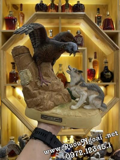 Rượu Wild Turkey No10 - 1986