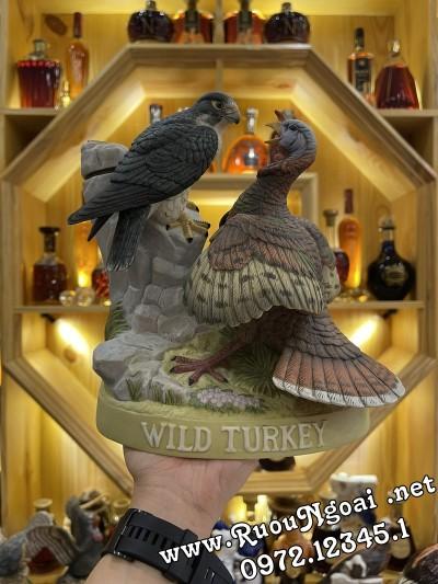 Rượu Wild Turkey No11 - 1986