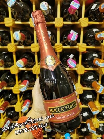 Rượu Champagne Rocca Dei Rosso