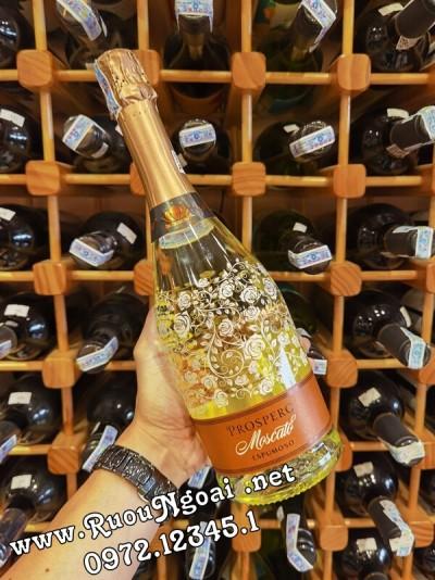 Rượu Vang Nổ Prospero Moscato