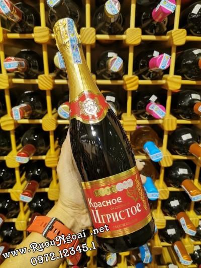 Rượu Champane Nga 7 Đồng Tiền