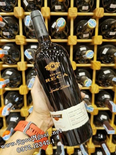 Rượu vang Don Reca Limited Release
