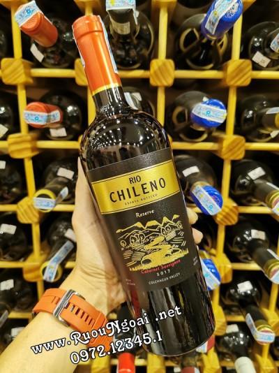 Rượu vang Rio Chileno Reserve Cabernet Sauvignon