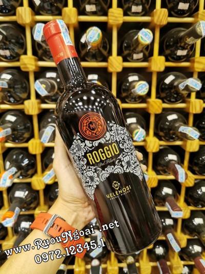 Rượu Vang Roggio DOC Montepuciano