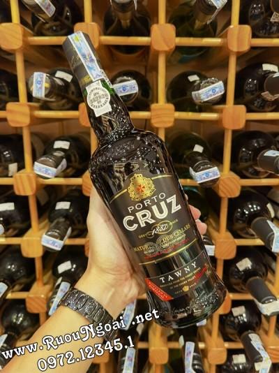 Rượu Vang Porto Cruz Tawny