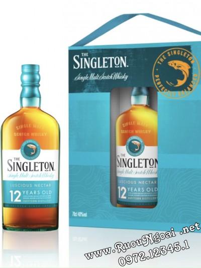Rượu Singleton 12 - Hộp Quà Tết 2022