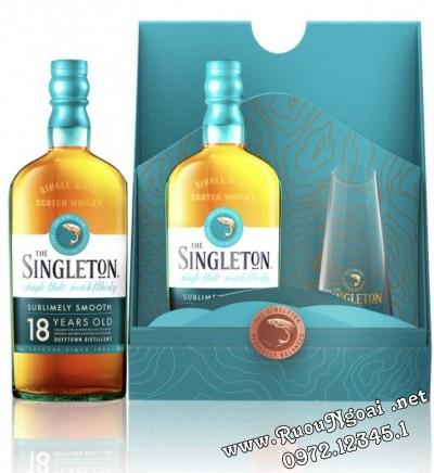 Rượu Singleton 18 - Hộp Quà Tết 2022