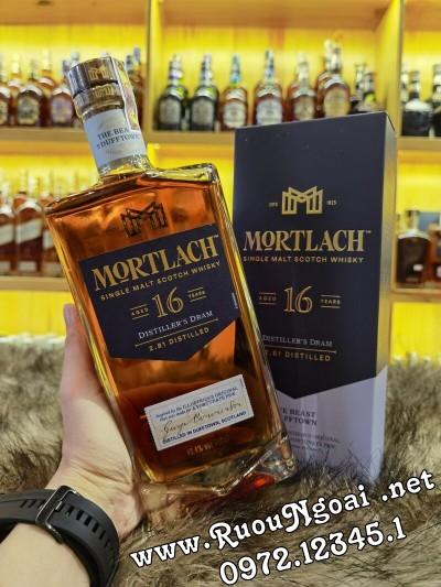 Rượu Single Mart Mortlach 16 Năm