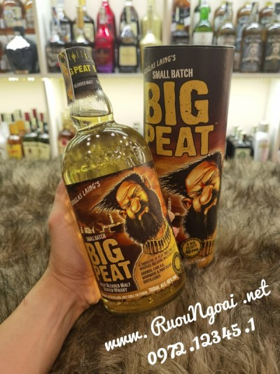Rượu Big Peat Benlded Matl