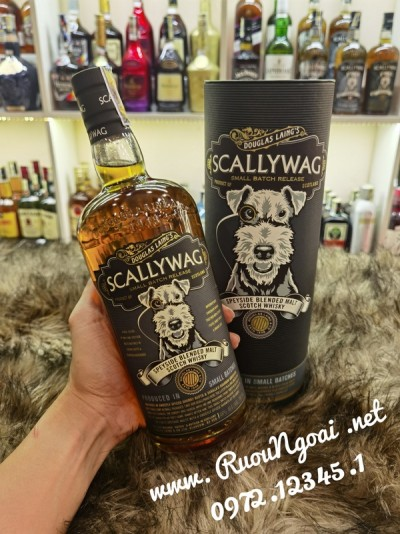 Rượu Scallywag Blended Malt