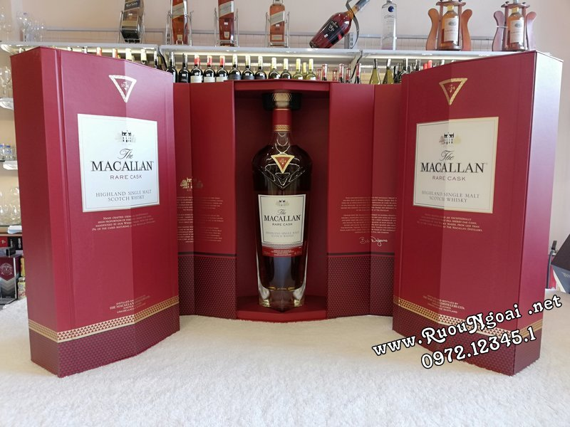 macallan rare cask red 2