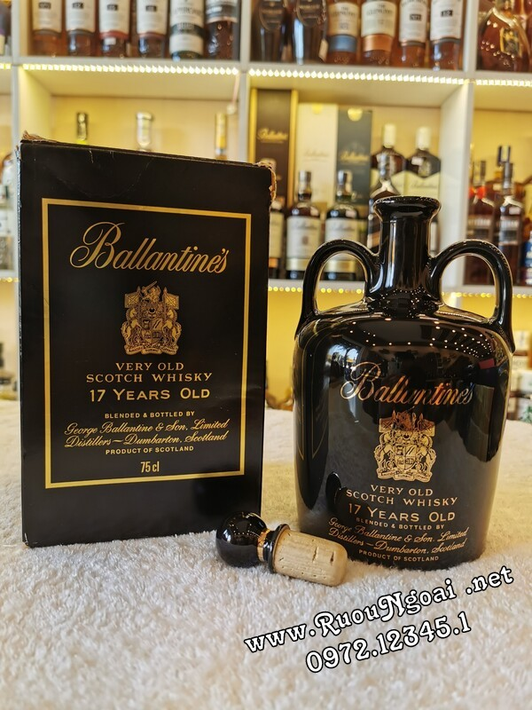 Ballantines 17 Years old (2)