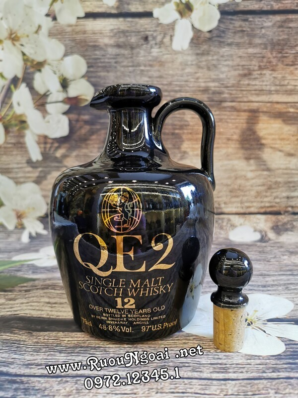 QE 2 Single Malt 12 năm